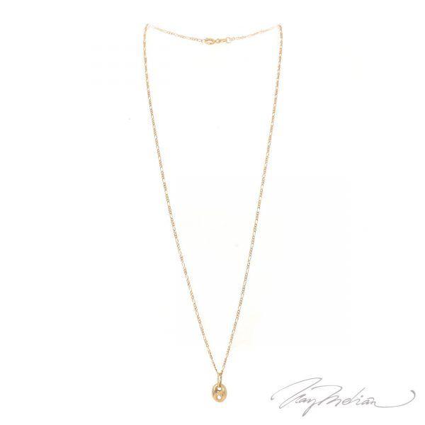 Collar GUCC3 Oro Laminado de 18K de la colección Alcalá de Henares