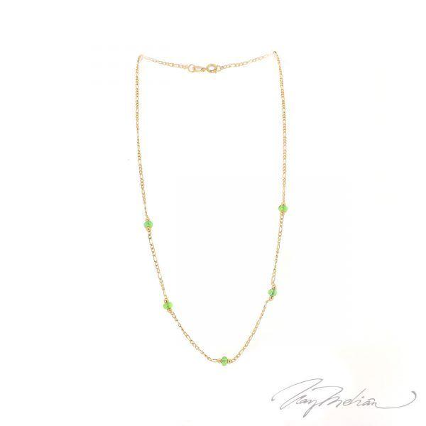 Collar CONBOLIT Oro Laminado de 18K de la colección Alcalá de Henares