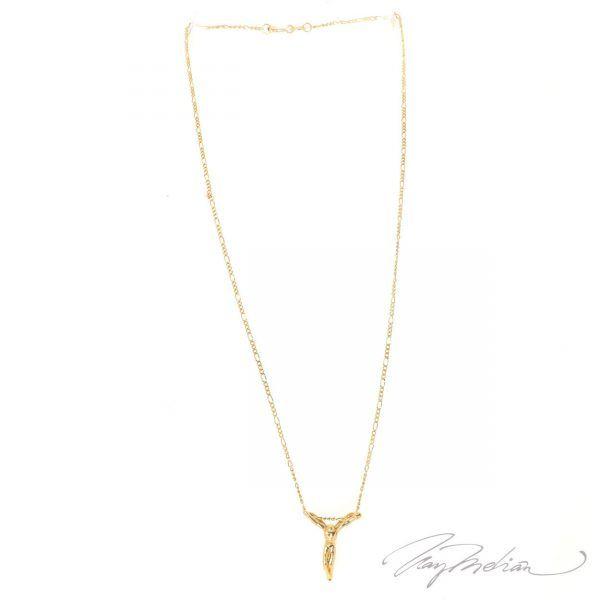 Collar CRISTONAY Oro Laminado de 18K de la colección Alcalá de Henares